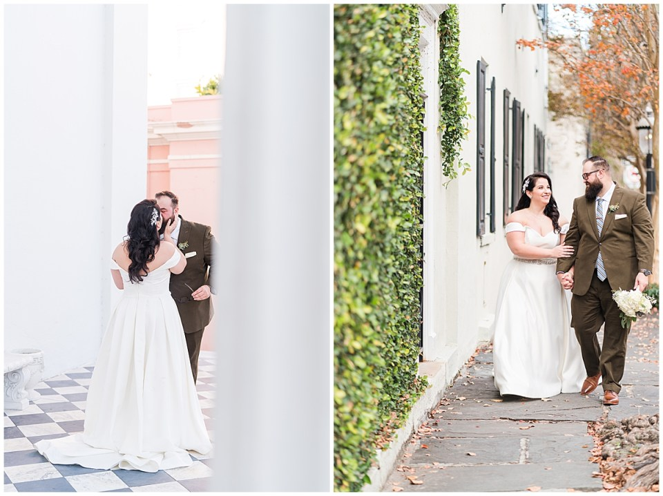 Outdoor Downtown Charleston Engagement Session Best Charleston Wedding Photographer_0060.jpg