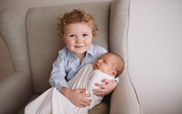 Elliot + India | Adelaide Newborn Photographer
