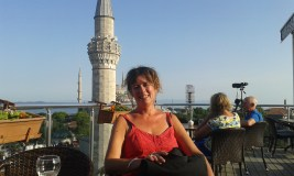 kate in istanbul