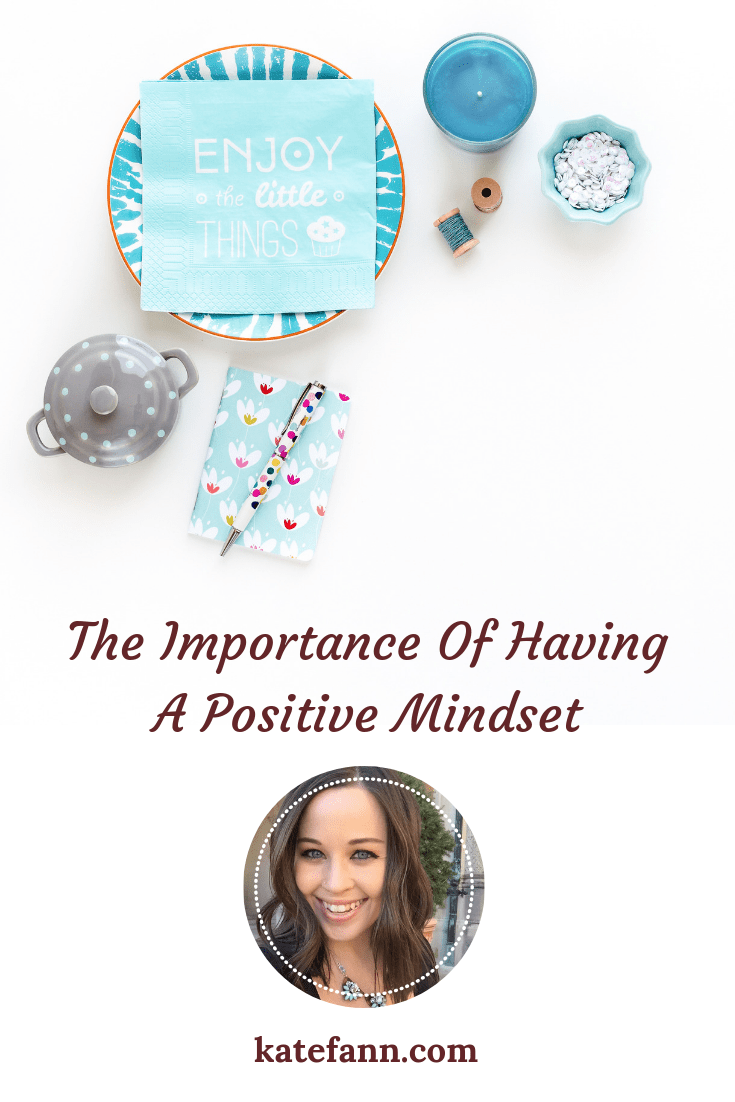 The Importance Of Having A Positive Mindset