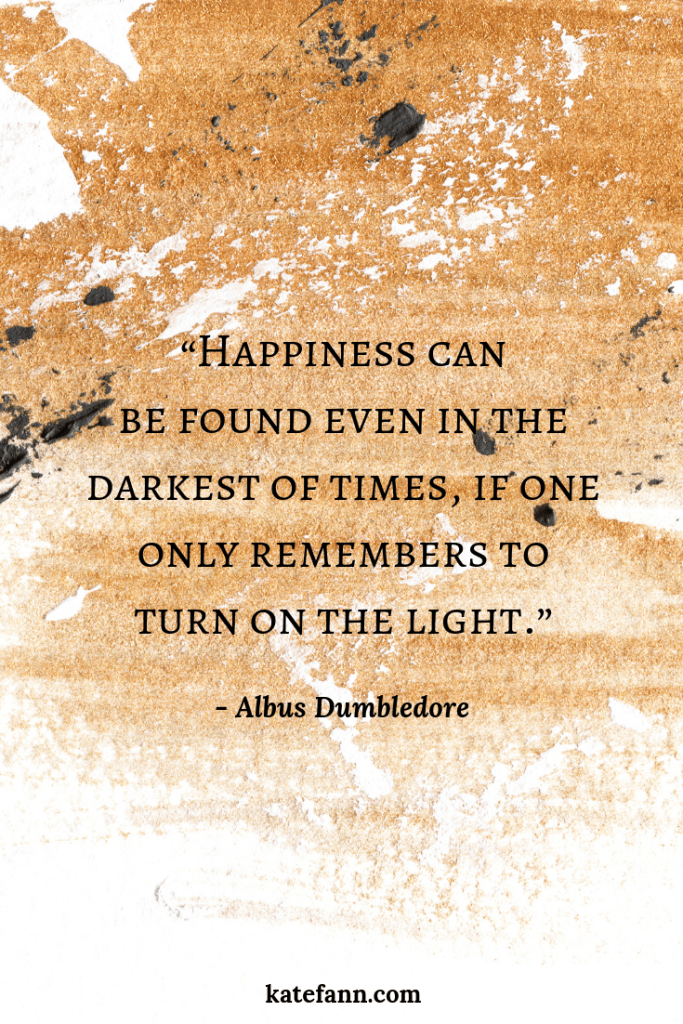 14 Quotes From Harry Potter To Inspire You