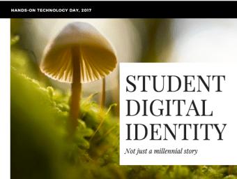 Student Digital Identity