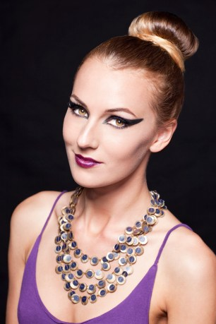 MUA: Magnifique Makeup Artistry. Model: Miss Alisha Love. Photography: Callena Brenchley Photography.