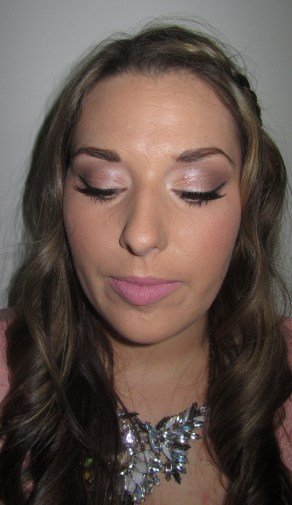 MUA: Magnifique Makeup Artistry. Bridal trial on Sarah.