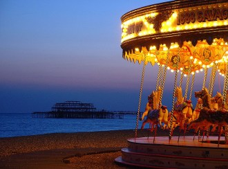 Photo Credit: Carousel from Dominic's pics on flickr
