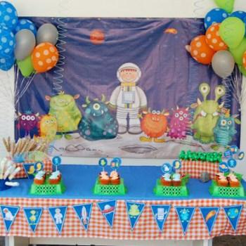 Thais' Monsterific birthday