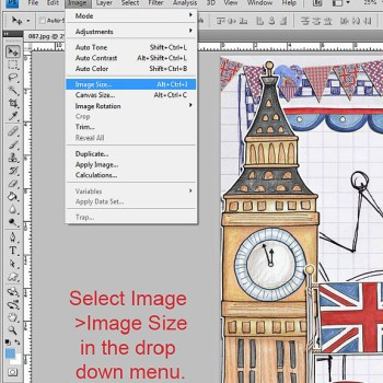 Photoshop Tips: Save for Web