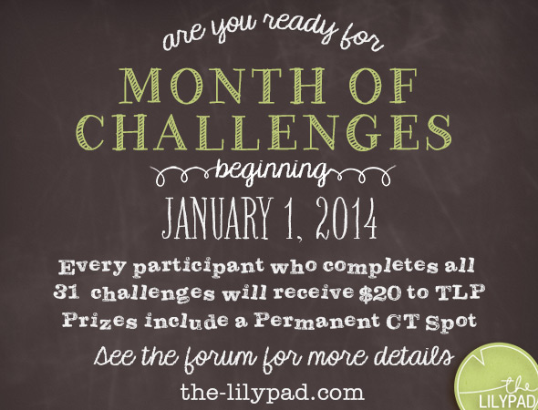 Month of Challenges TLP