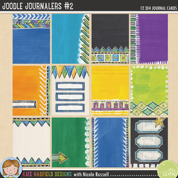 Joodle Journalers #2