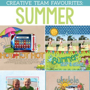 Summer Favourites from the team!