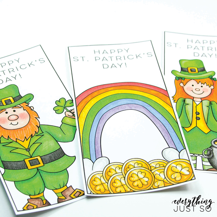 St Patrick and The Emerald Isle writing unit from Everything Just So | illustrations by Kate Hadfield Designs