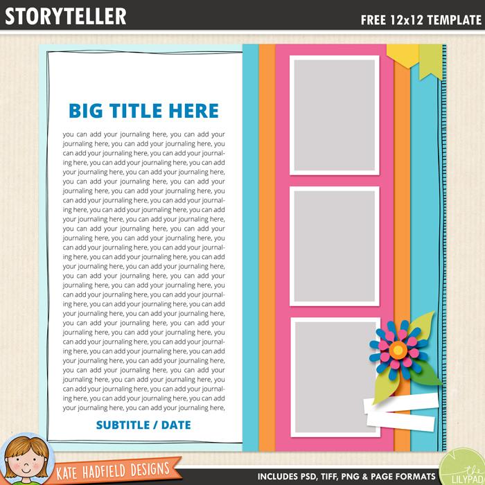 khadfield Storyteller