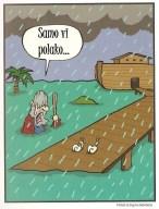 Noa i puževi
