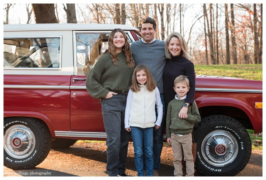 Blended Family Portraits
