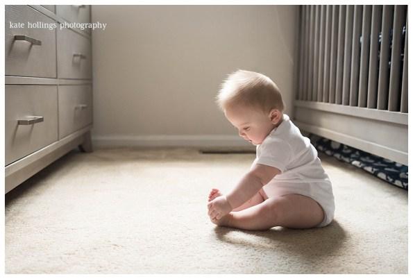 Bethesda Maryland Baby and Family Photographer