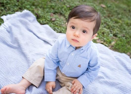 Bethesda Maryland Baby Photographer