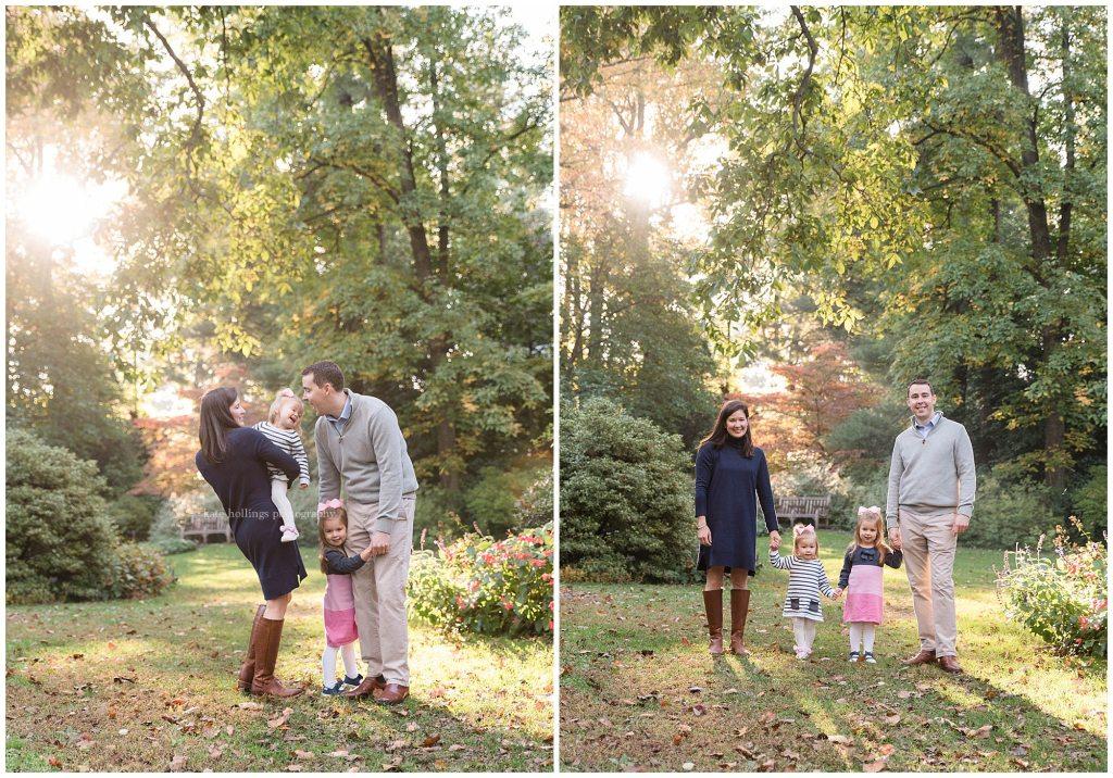 Sunrise Photo Session in Bethesda Maryland