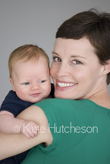 Nashville Photographer- Mommy and Baby