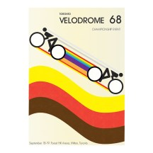 Cycling poster, The BALTIC, £25