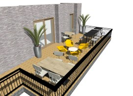 plan 3D archi intérieur