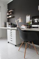 Bureau design chaise de bureau architecture intérieur