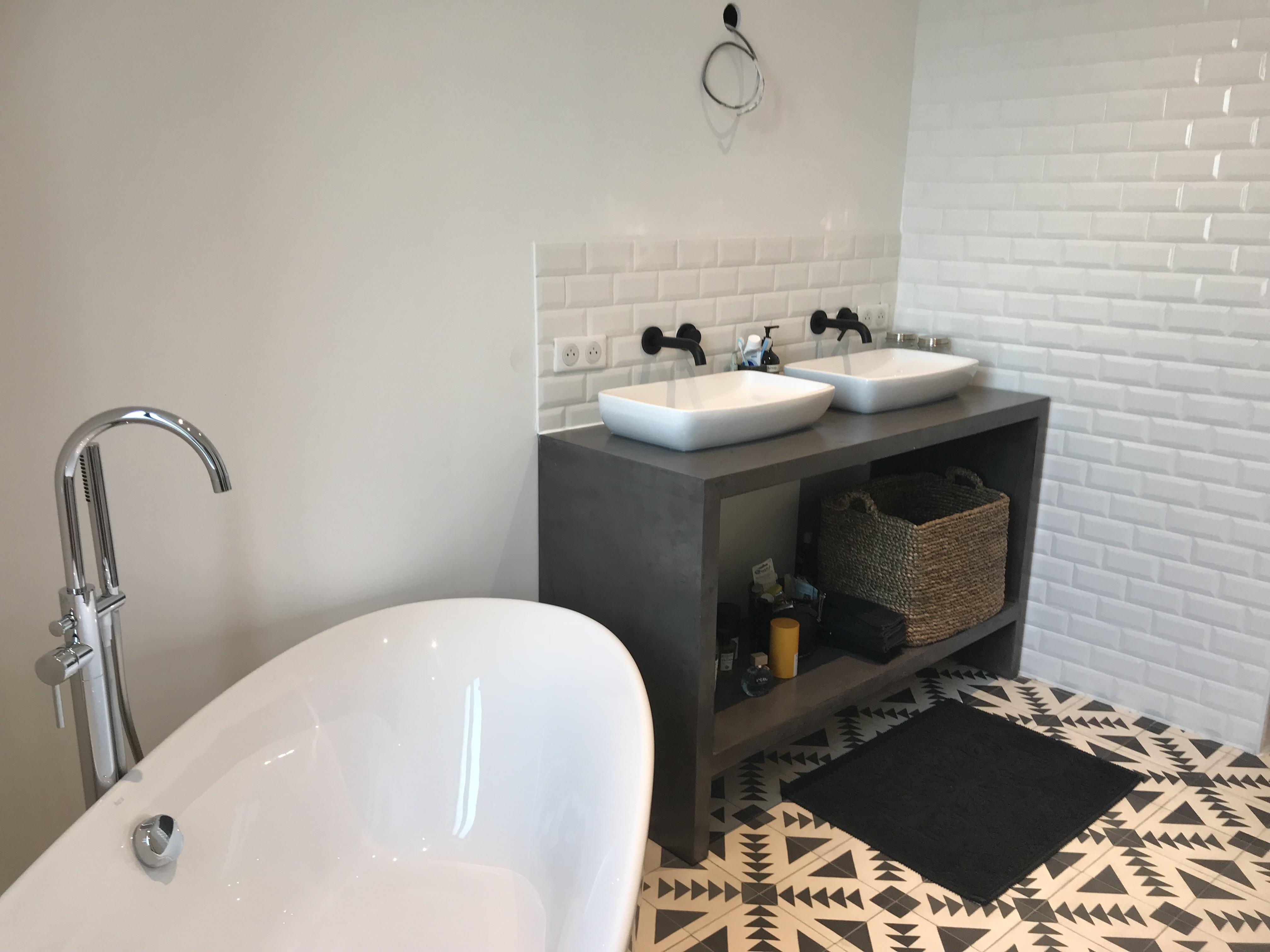 Salle de bain | Maison Rétro-Chic