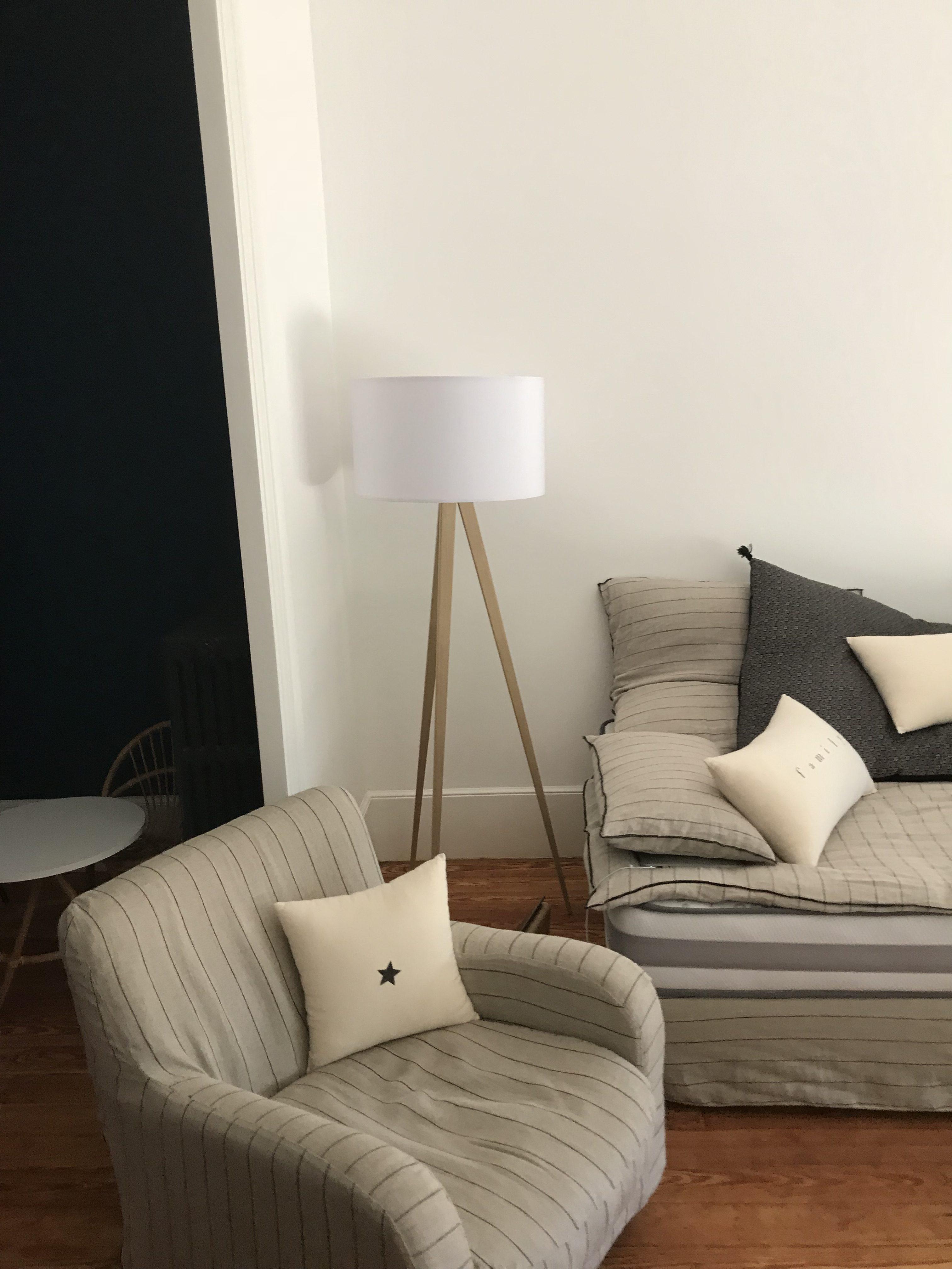 Salon | Maison Rétro-Chic