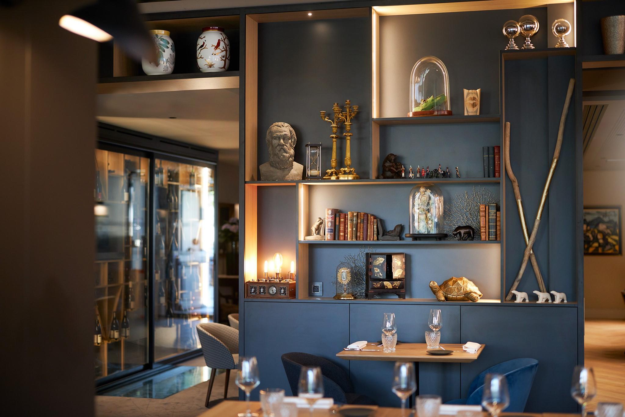 Salle | Restaurant Maison Grizlaw