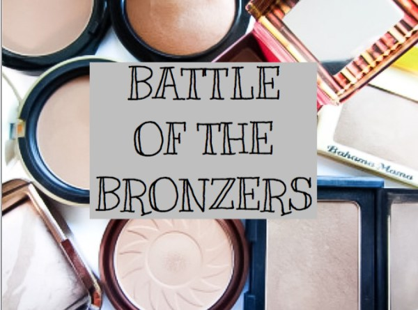 Battle of the Bronzers | Kate Loves Makeup