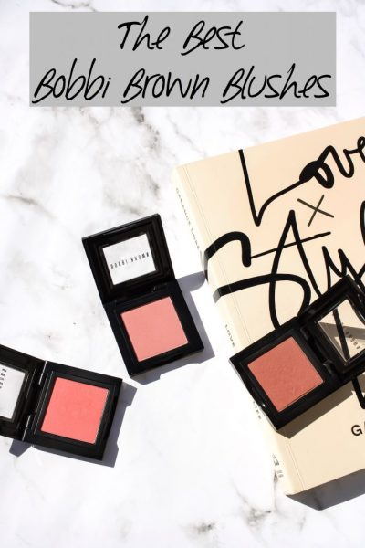 The Best Bobbi Brown Blushes | Kate Loves Makeup