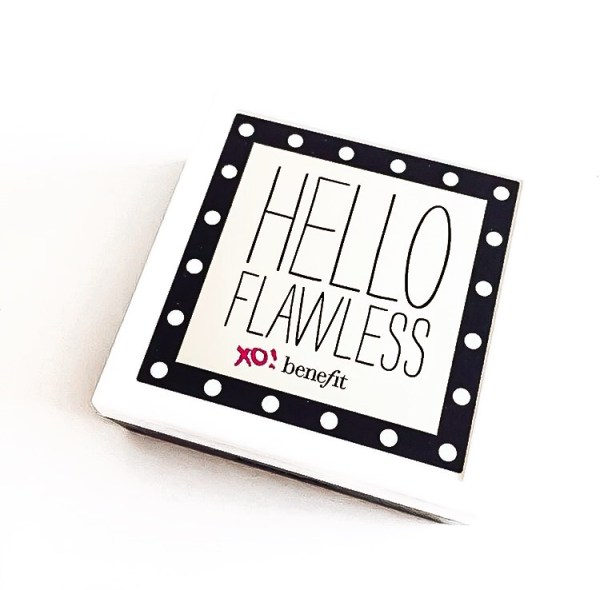 Benefit Hello Flawless Powder Review | Kate Loves Makeup