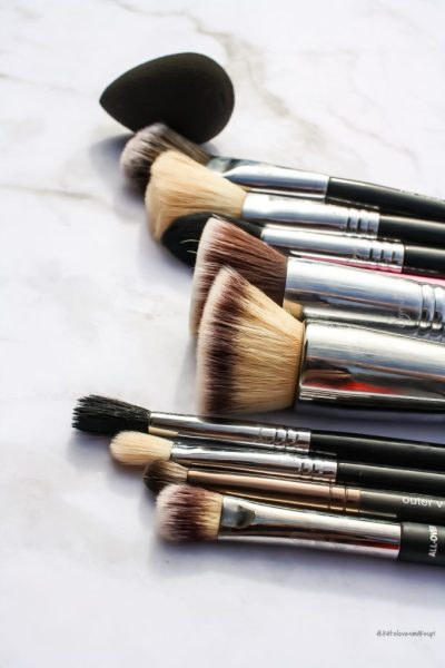 2016 Favorites: Makeup Brushes | Kate Loves Makeup