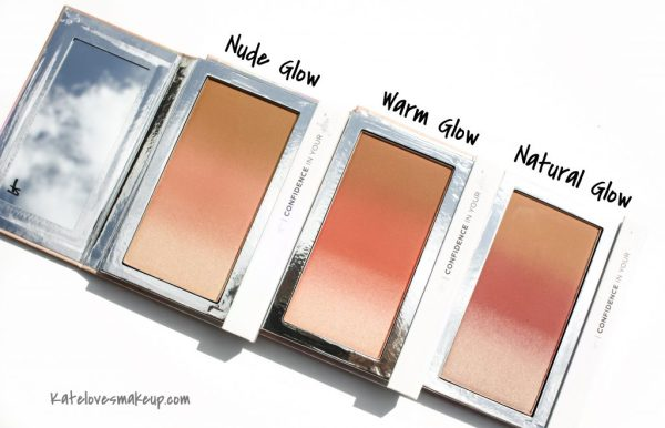 IT COSMETICS CONFIDENCE IN YOUR GLOW PALETTES | Kate Loves Makeup