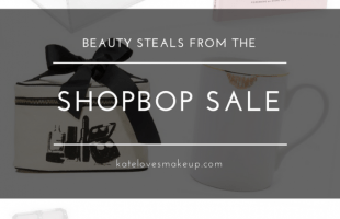 BEAUTY STEALS FROM THE SHOPBOP SALE