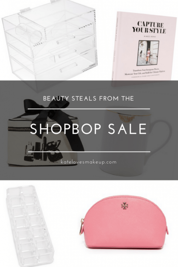 BEAUTY STEALS FROM THE SHOPBOP SALE | Kate Loves Makeup