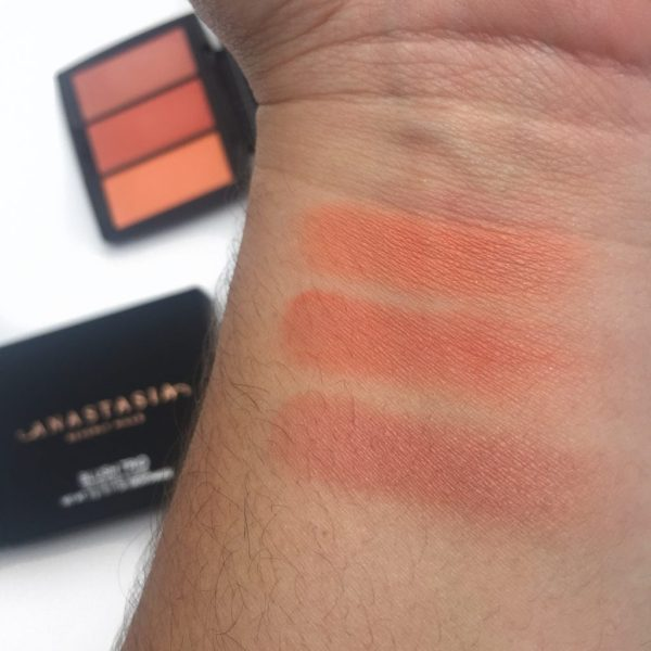 ANASTASIA BLUSH TRIOS | REVIEW & SWATCHES | Kate Loves Makeup