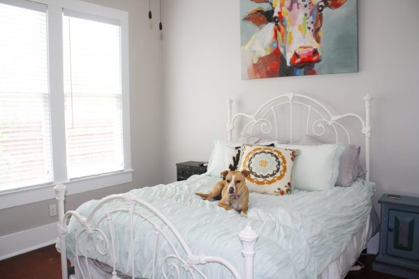 TIPS FOR A WELCOMING GUEST ROOM + OUR GUEST BEDROOM REVEAL | Kate Loves Makeup