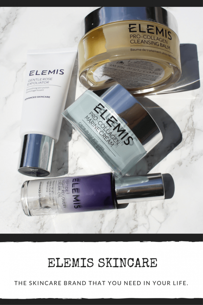 REVIEW: ELEMIS SKINCARE | Kate Loves Makeup