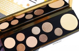MAC POWER HUNGRY EYESHADOW PALETTE | REVIEW + SWATCHES