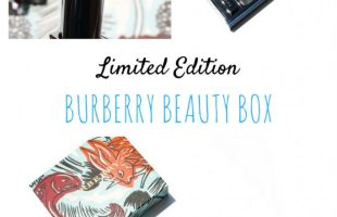 LIMITED EDITION BURBERRY BEAUTY BOX | BURBERRY BEASTS