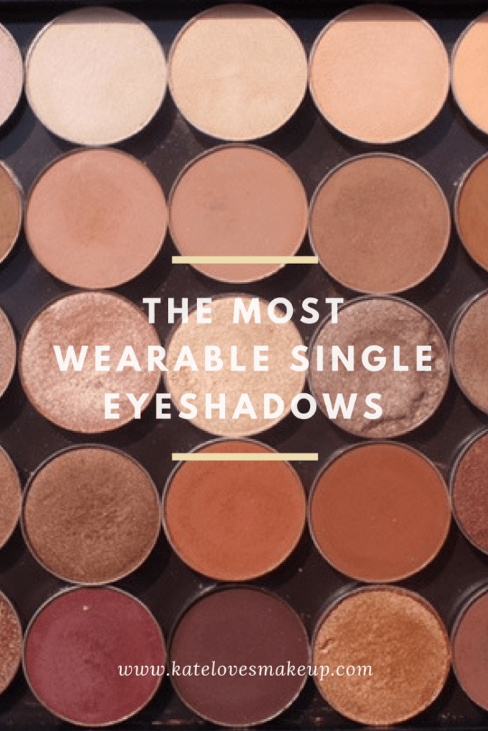 Mac Single Eyeshadow Collection: THE BEST SINGLE EYESHADOWS