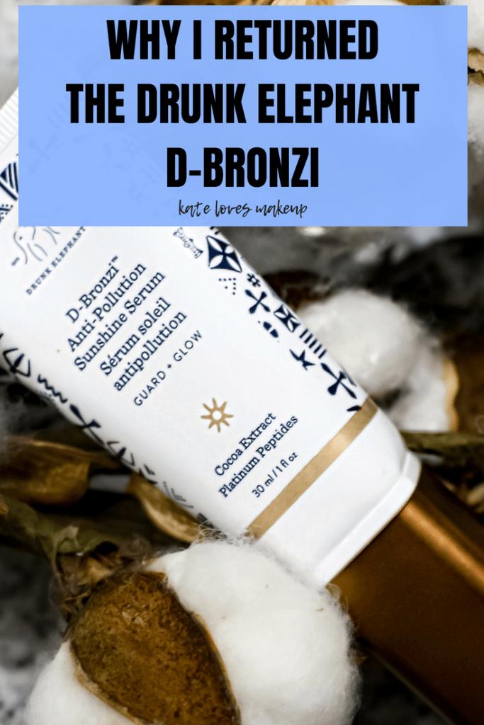 D-Bronzi Anti-Pollution Sunshine Drops by drunk elephant #5