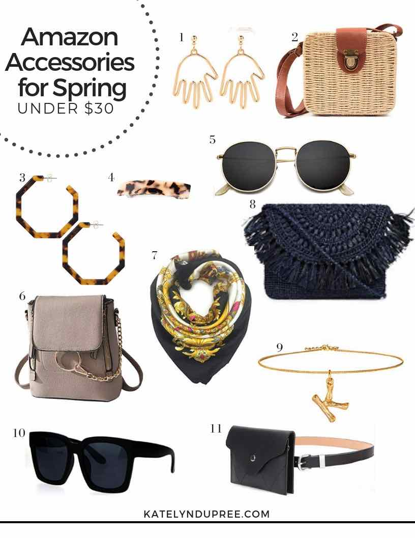 amazon accessories for spring
