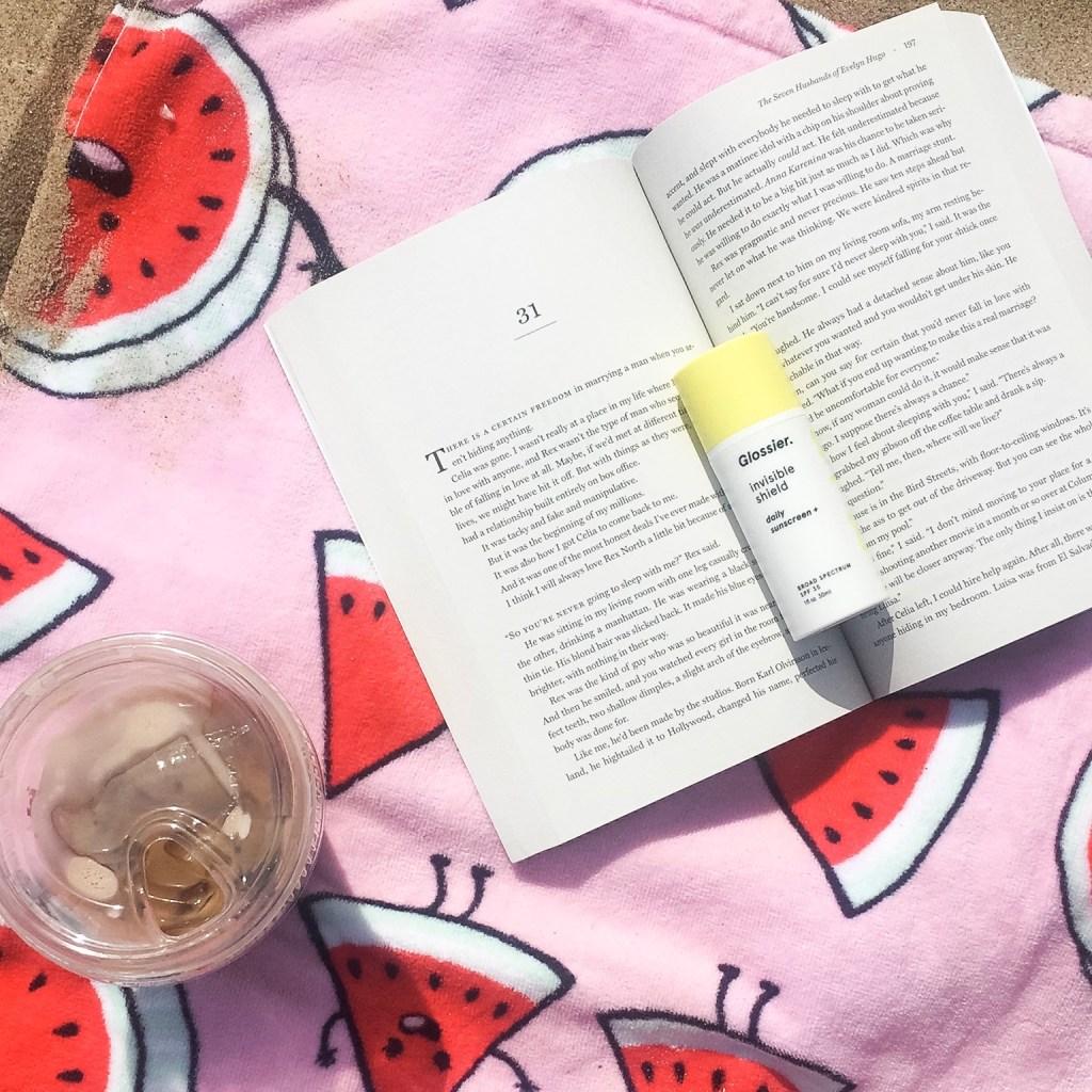 glossier sunscreen