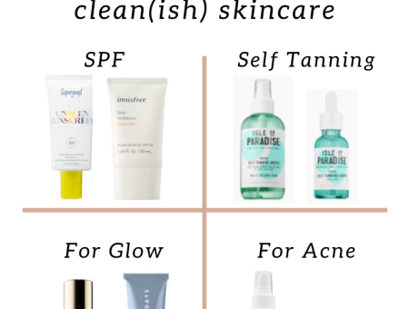 sephora sale clean beauty
