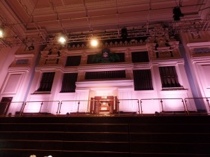 Caird Hall organ: 1923 Arthur Harrison