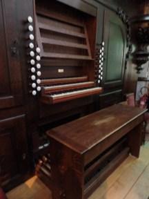 1874 Loret/2000 Thomas organ, Église Notre-Dame du Finistère, Brussels