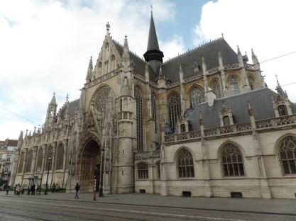 Église Notre-Dame du Sablon, Brussels