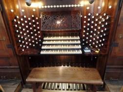 1871 Ladegast organ, Schweriner Dom