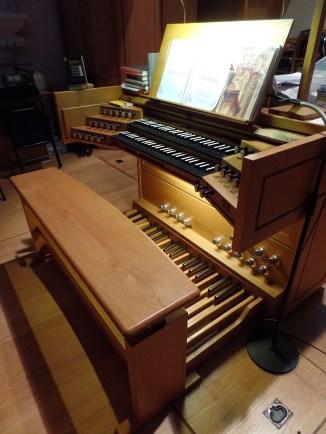 1994 Klais organ, St. Vitalis, Cologne